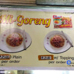 Mi Goreng in 999 Mall