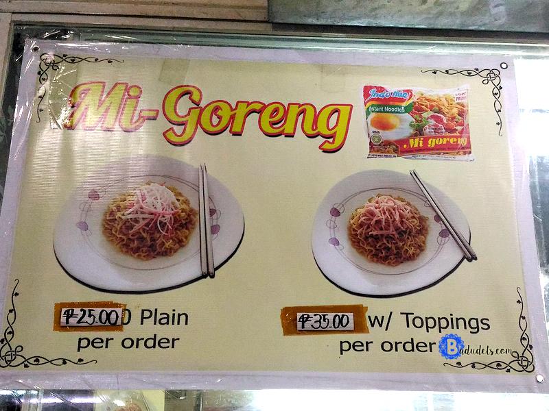 mi goreng 999 mall