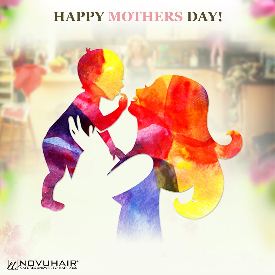 novuhair mother's day