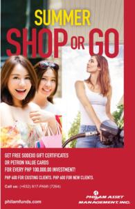 PAMI Summer Shop or Go