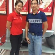 Dedicated LBC Agents Embodies Aming Ligaya to Thankful Customers in Meet-Ups