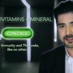 Ian Veneracion for Conzace Multivitamins