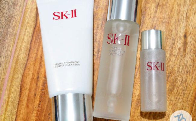 SK-II now available at Sephora Philippines: Haul + Initial Review