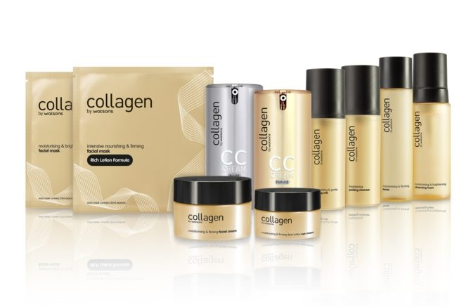 Collagen by Watsons Nourishing Line