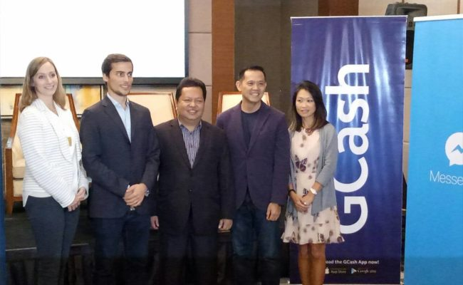 GCash and Facebook Launch an Easy Way for People in the Philippines to Access Their Money on Messenger
