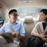 Get Cashback for Uber rides via ShopBack