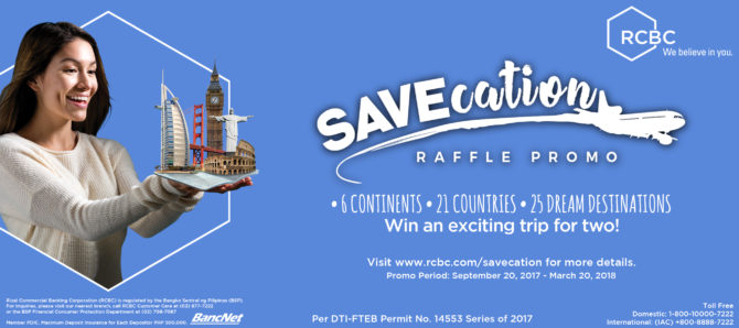 rcbc savecation