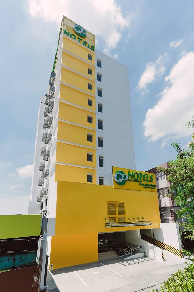 go hotel Cubao