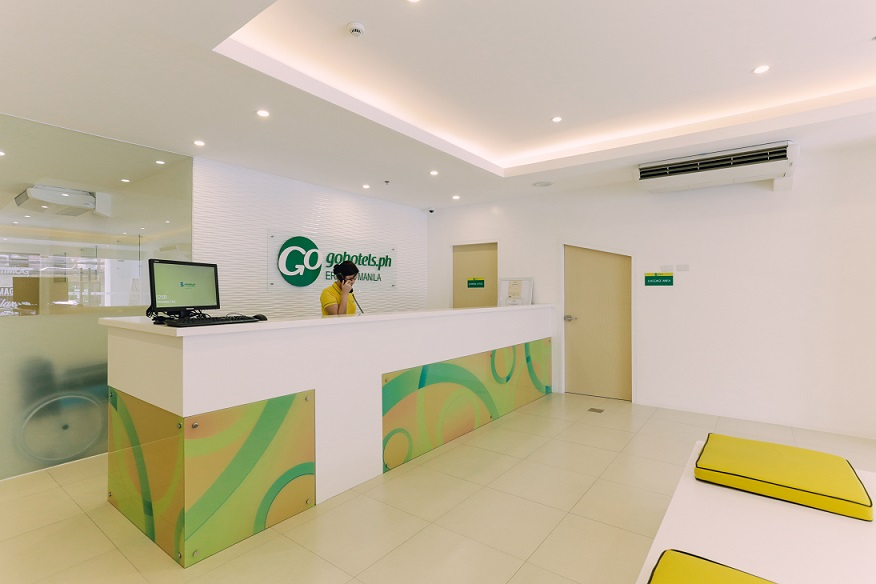 Go Hotels Ermita branch