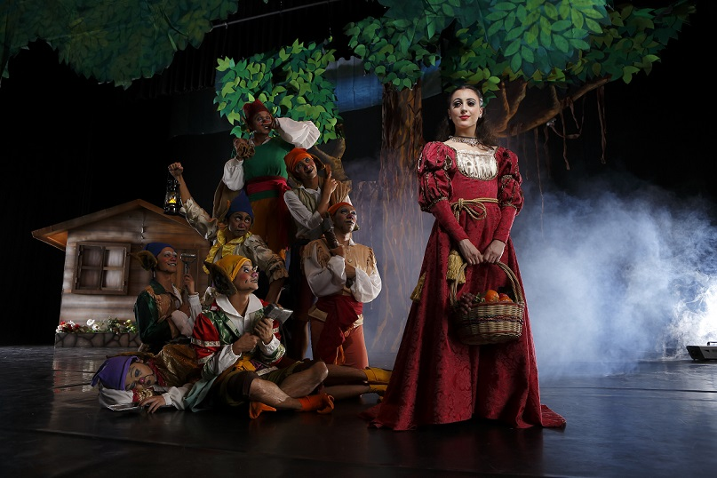 ballet manila snow white
