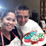I met the Cake Boss Buddy Valastro at the TLC Masterclass!