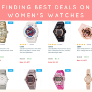 Finding Best Deals for Women's Watches