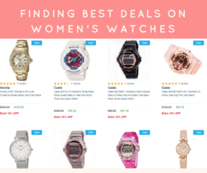 gift stop womens watches