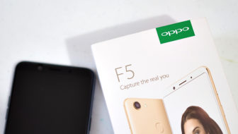 Take perfect selfies with the Oppo F5