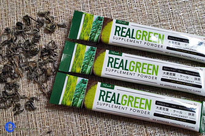 real green powder
