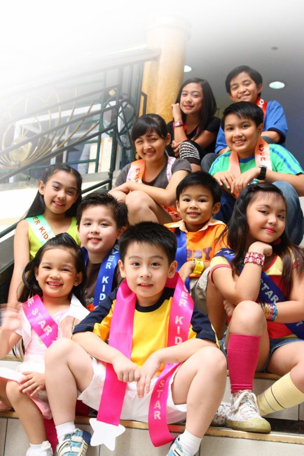 Past winners of Ever Kiddie Stars