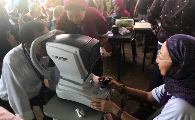 Marawi 2020: Improving lives by improving sight