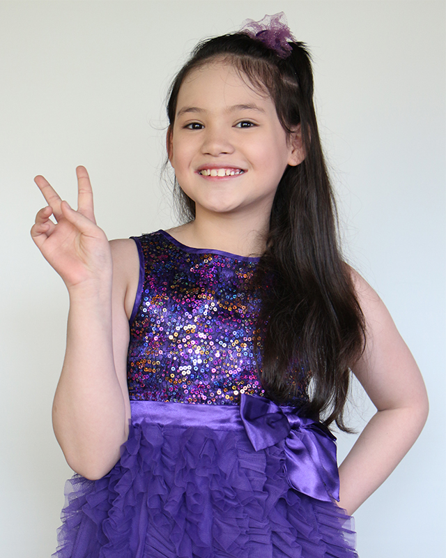 Hannah Lopez Vito from Star Magic website