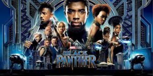 black panther on hooq