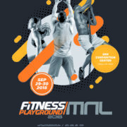 Fitness Playground MNL 2018: Asia's biggest fitness event is coming to Manila