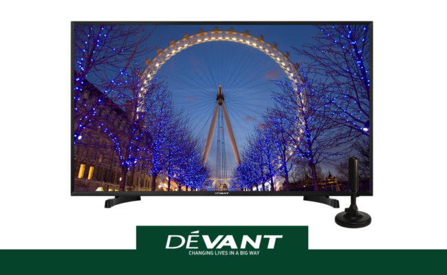 Get this 49-inch Devant Digital TV for only Php 15,000!