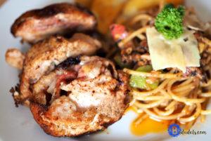 figaro chicken ala kiev