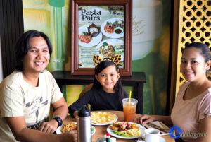 breakfast at figaro v central mall molino branch