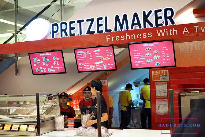pretzelmaker alabang philippines