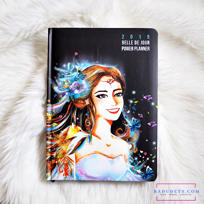 belle de jour power planner 2019