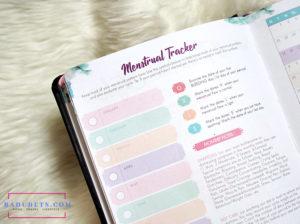 menstrual tracker