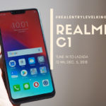 Watch out for RealMe C1 First Flash Sale on Lazada, 12 NN