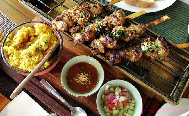 Cafe Voi La in Crosswinds Tagaytay