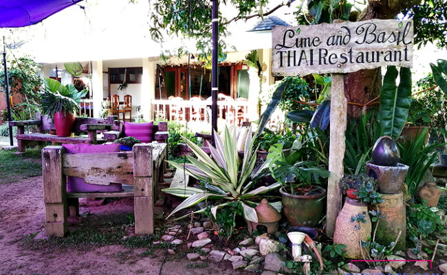 Love Thai food? Lime and Basil Thai Restaurant in Tagaytay is one of the best