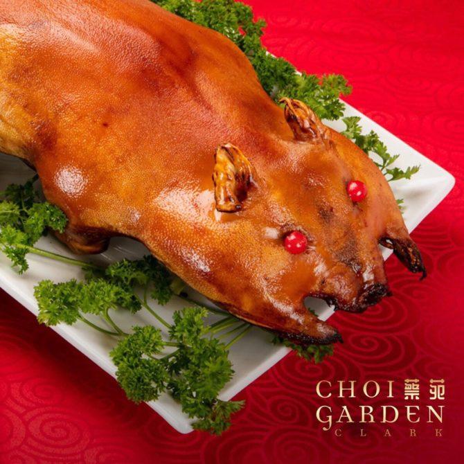 Choi Garden Clark Suckling Pig