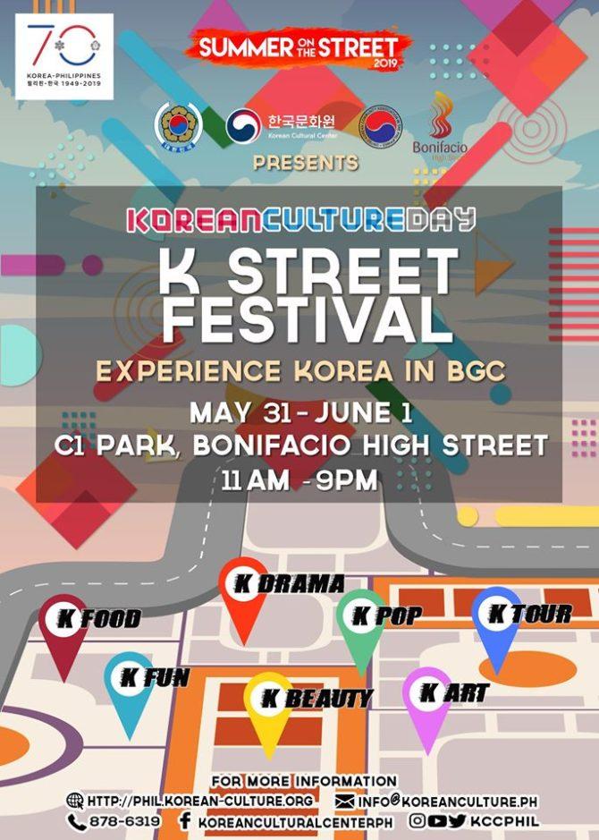 K-Street Festival BGC