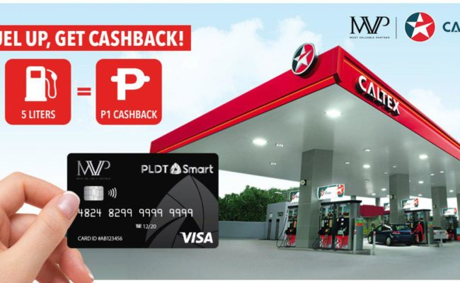Fuel up at Caltex, get cash back with MVP Rewards