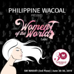 Philippine Wacoal holds Women of the World Exhibit at SM Makati