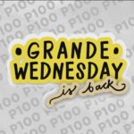 Get ready for Starbucks Grande Wednesday 2019