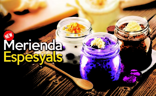 Level up your merienda with Kuya J Merienda Espesyals