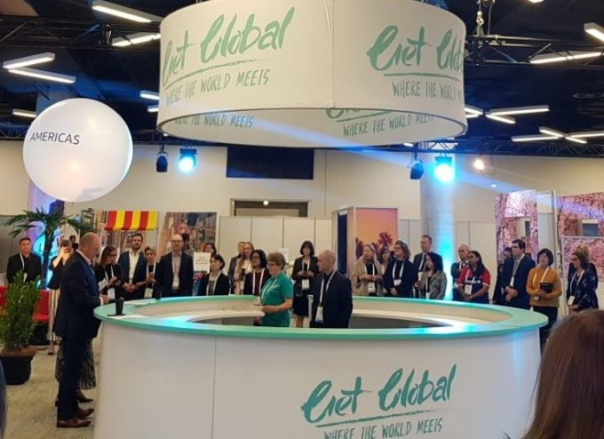 Tourism Promotions Board Philippines supports Get Global Exhibition in Australia