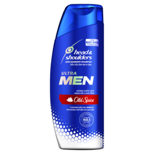 head and shoulders old spice