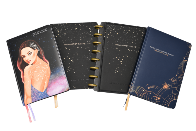 2020 BDJ Power Planner Covers