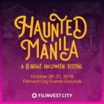 Filinvest City hosts first-ever Halloween Festival