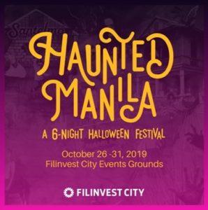 Filinvest City_Haunted Manila Festival 2019_photo