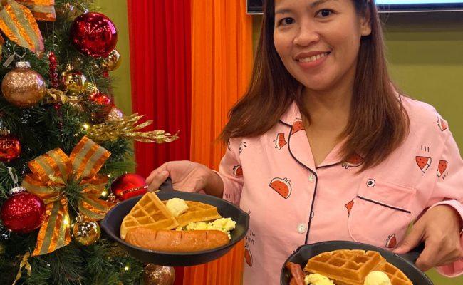 Happier mornings and holiday cheers at Shakey's
