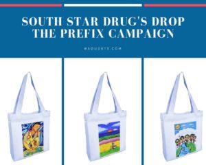 south star drug drop the prefix