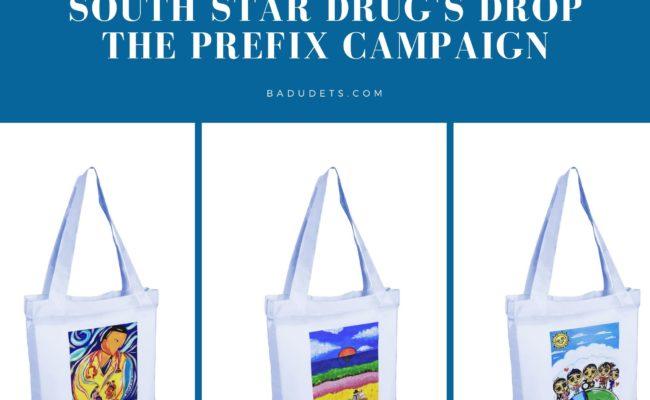 Southstar Drug's Drop the Prefix Campaign