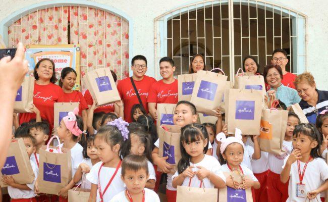 Hallmark and 7-Eleven's Gulong ng Karunungan Project