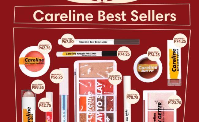 Sale Alert: Careline is on Lazada's 12.12 sale