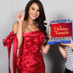 Catriona Gray, first Filipino wax figure in Madame Tussauds Singapore